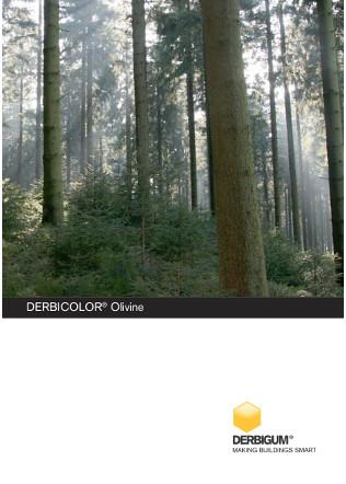DERBICOLOR Olivine Brochure