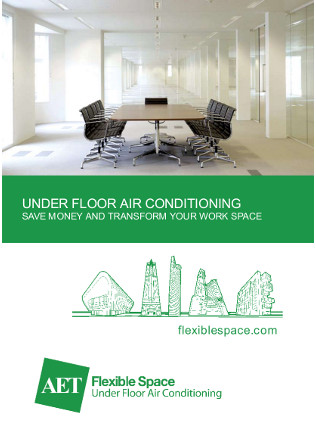 Under floor air conditioning Brochure