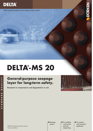 DELTA® MS20 — 20mm cavity Brochure