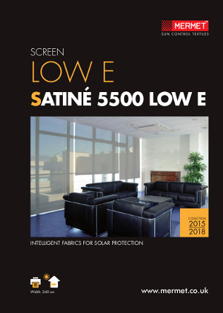 Screen Low E Brochure