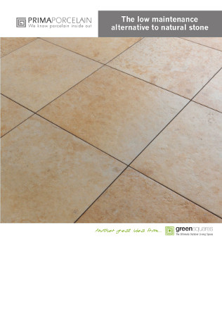 Porcelain Paving Brochure