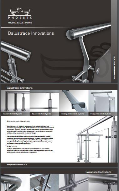 Balustrade Innovations Brochure