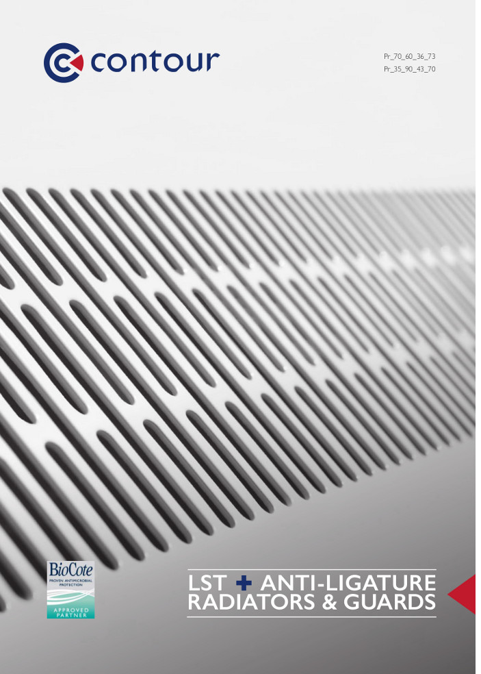 LST and anti-ligature radiators & guards brochure Brochure