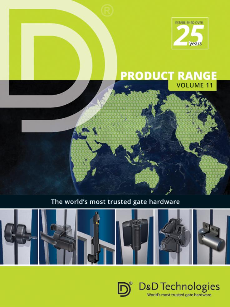 D&D catalogue  Brochure