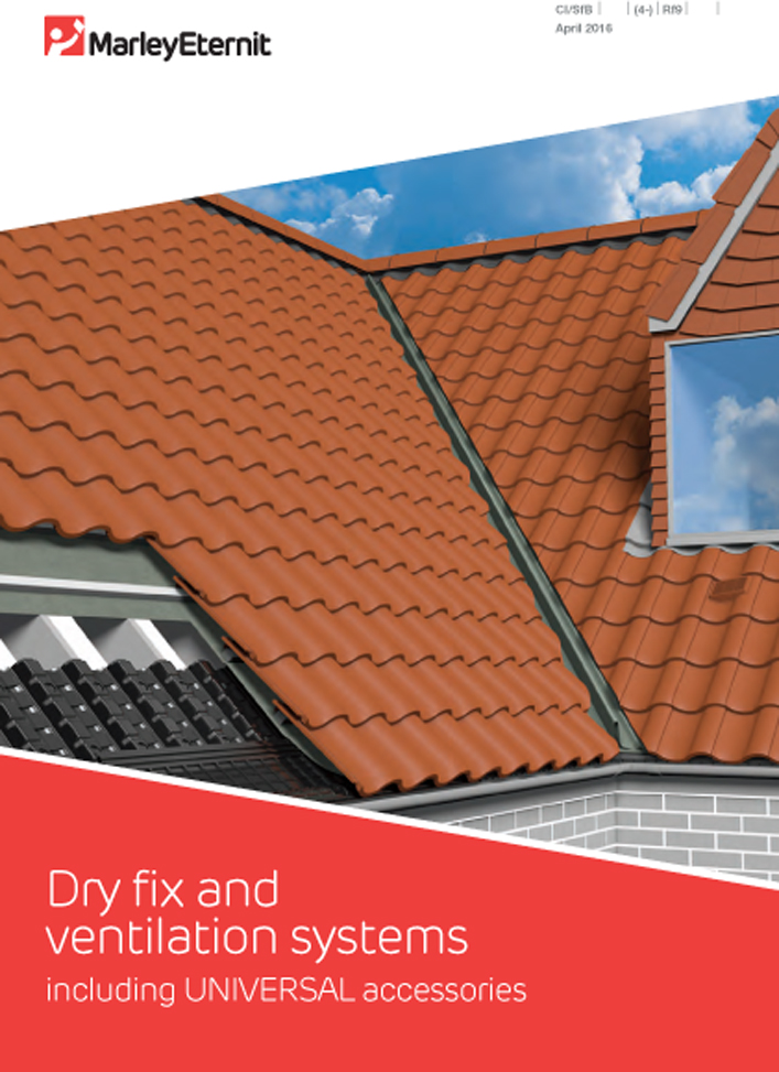 Dry Fix and Ventilation Systems Brochure
