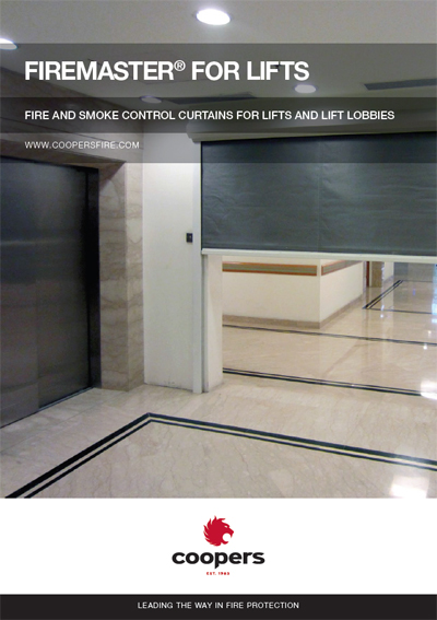 FireMaster for Lifts Brochure