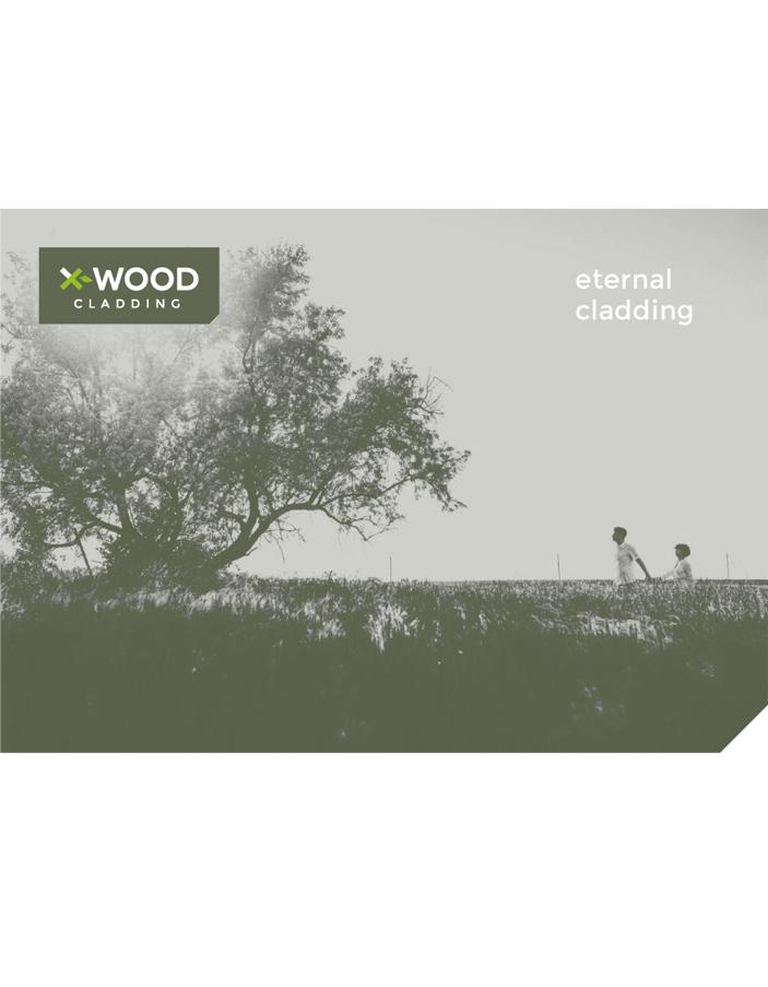 Freefoam - X Wood Cladding Brochure