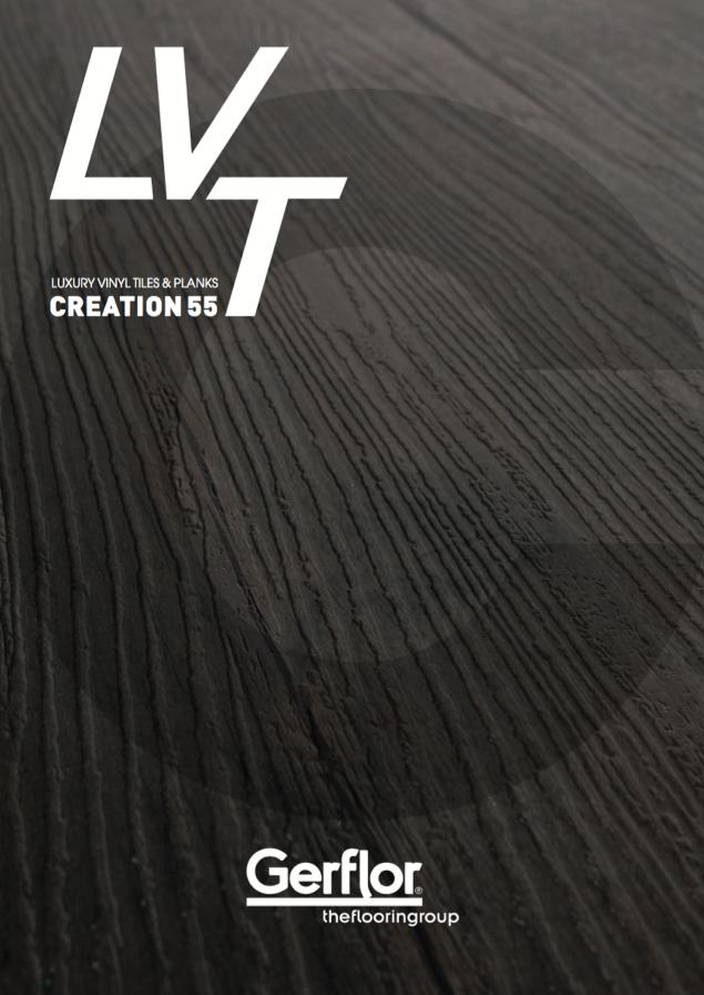 Creation 55 LVT Brochure
