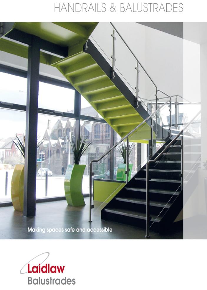 Handrails & Balustrades Brochure