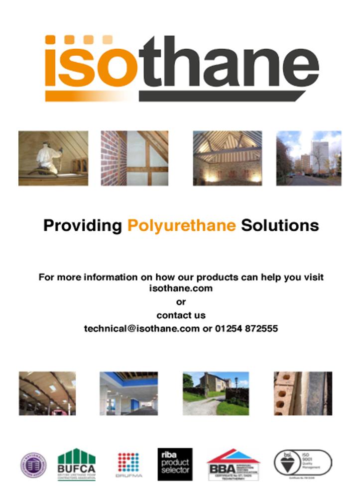 Isothane - Pirthane Brochure