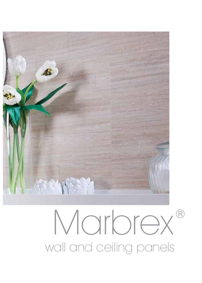 Marbrex Brochure