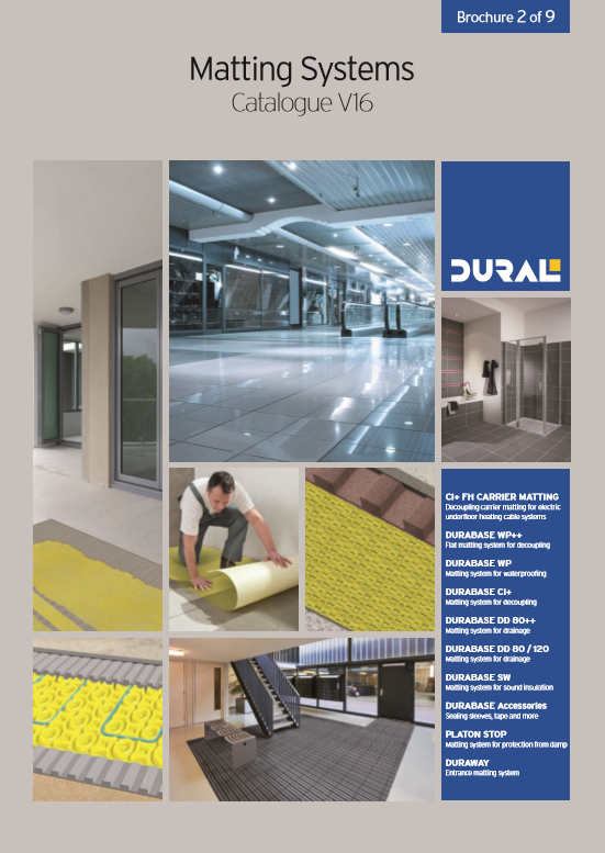 02 Matting Systems Brochure
