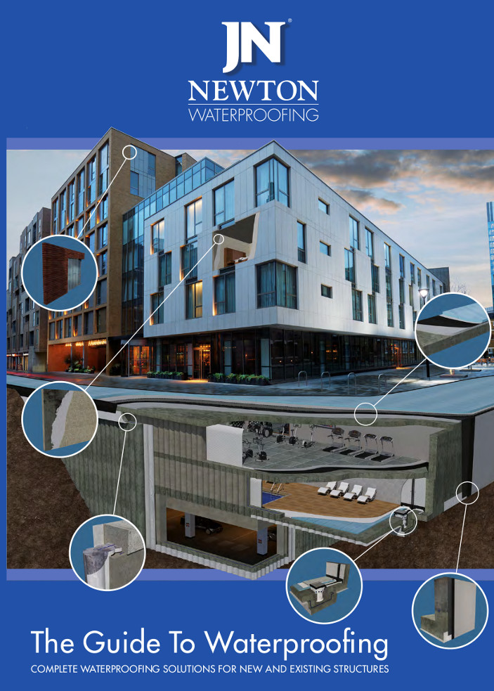 The Guide To Waterproofing Brochure