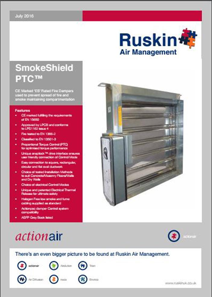 SmokeShield Brochure  Brochure