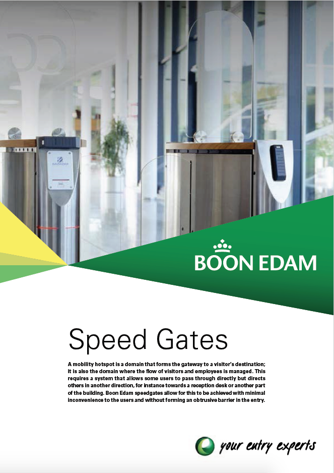 Speed Gates Brochure