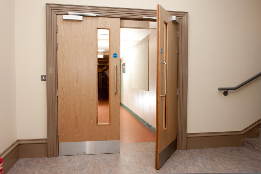 Fire Door Seals Regulations