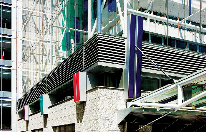 Construction Specialties (UK) Ltd - CS Louvres