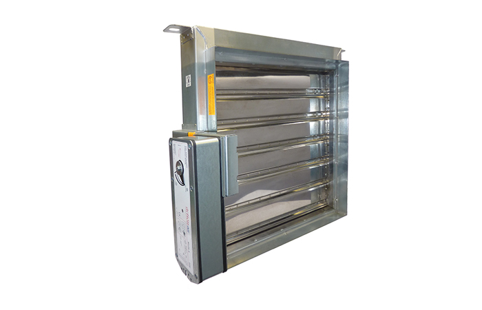 Actionair ES Rated Automatic Fire Damper