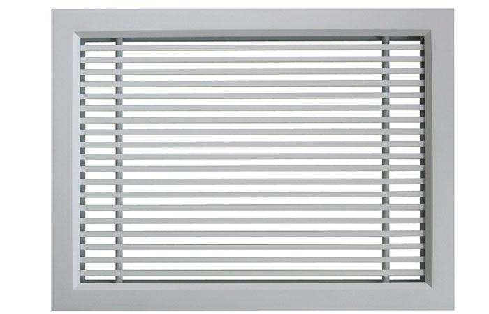 Air Diffusion Linear Blade Bar Grille