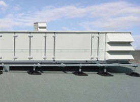 Heavy Duty Flat roof support systems
