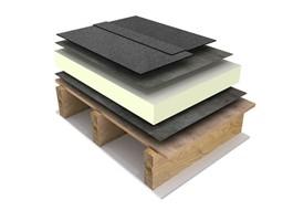 Euroroof Mastergold Flat Roof Membrane