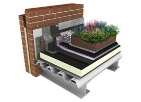 Blackdown Bio-Diverse Green Roof