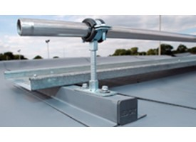 EJOT EJObar - membrane friendly bridging for flat roofing