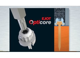 EJOT Opticore - cores and drills in one action