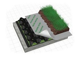 DELTA® Floraxx Top – Green roofs