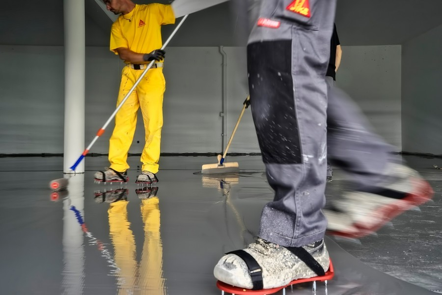 Sika launches purcem gloss – a functional, ecological and economical new flooring solution