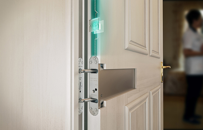 New Free Swing Door Closer