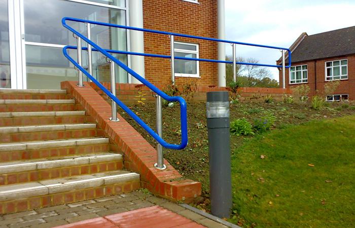Stargard | PVC 'Warm To Touch' DDA Compliant Handrail