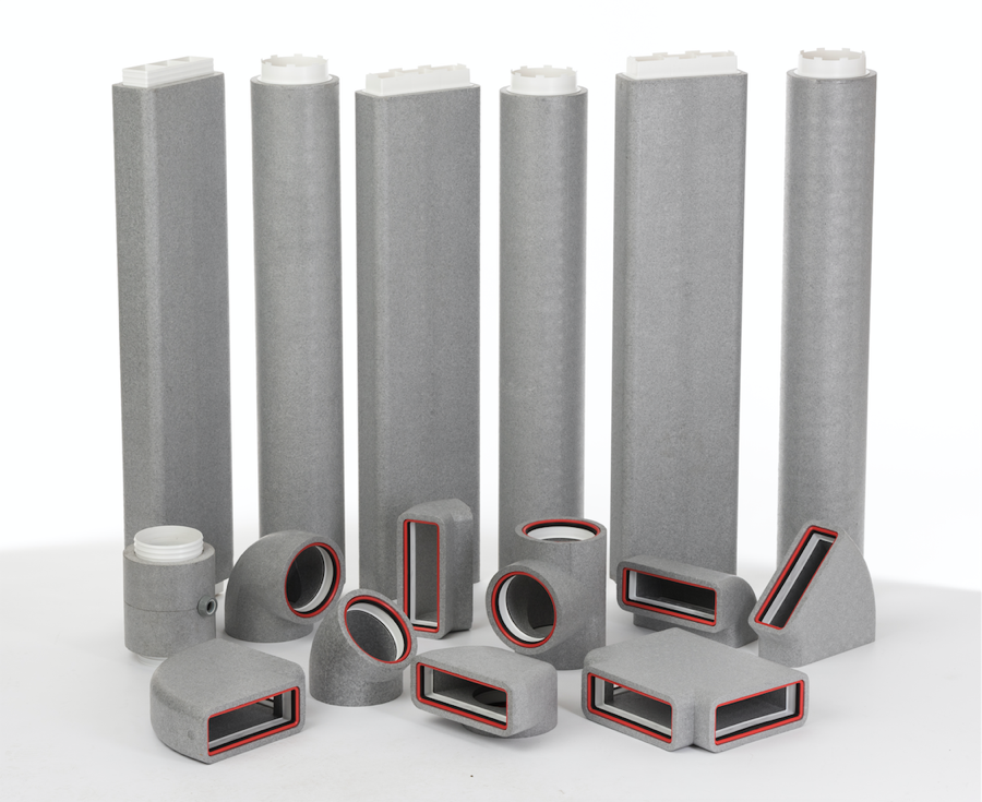Thermal Ducting Range