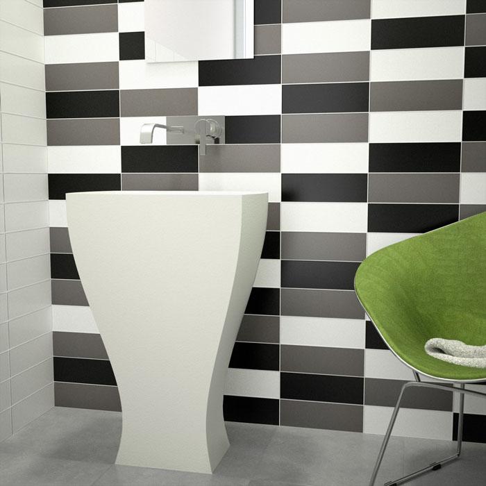 Vibrant Flat -Ceramic