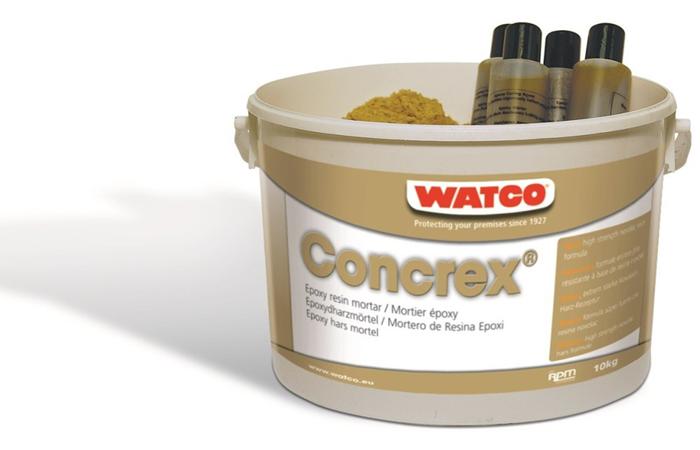 Watco Concrex Epoxy Repair Mortar