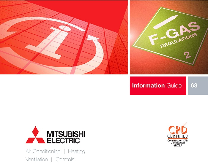CPD guide to working with the F-Gas Regulations