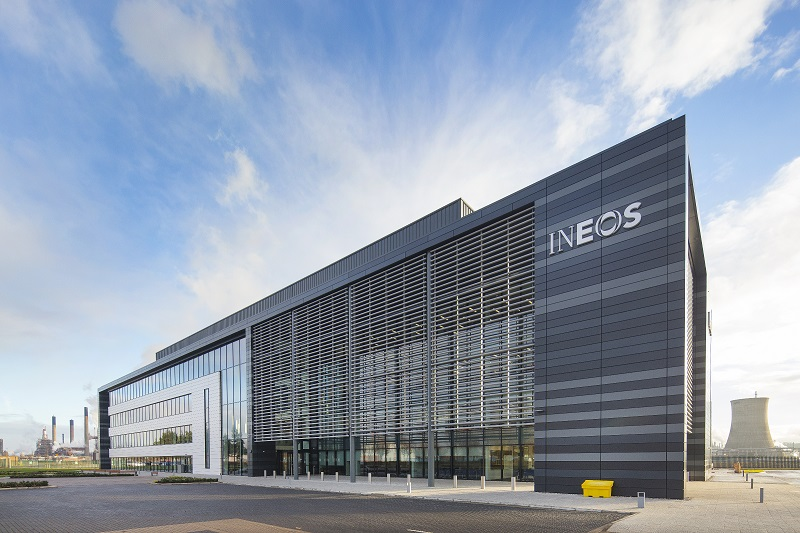CMS completes glazing contract for landmark HQ