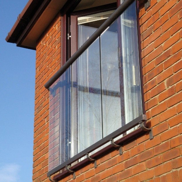 Balcony Systems Offers Glass Juliet Balconies For Under