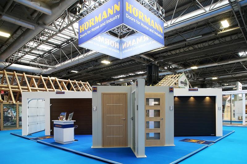 Hörmann reveals its latest range of doors