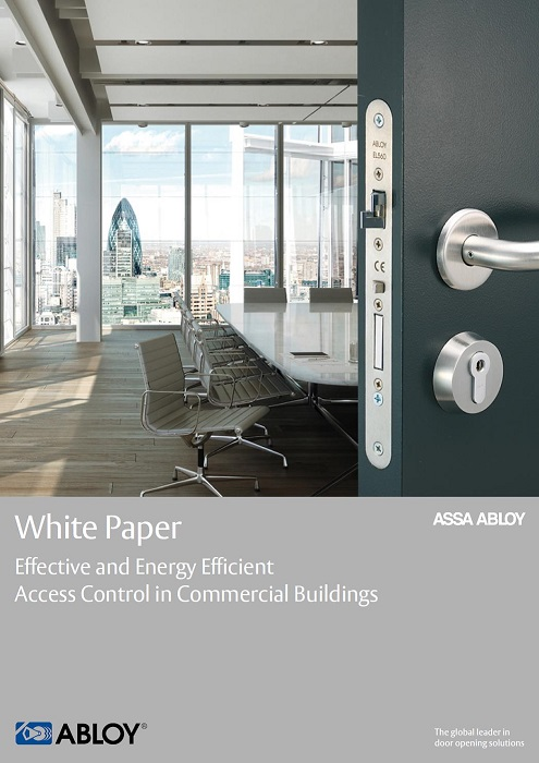 New White Papers from Abloy UK open the door to specifiers