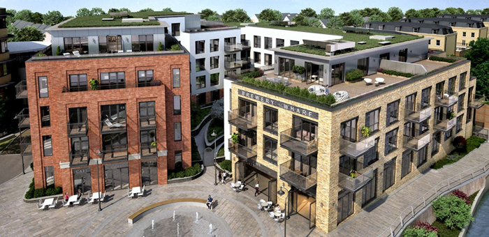 Comelit's Integrated Access Solution Selected by Berkeley Homes