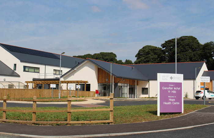 Bostik cures Hope Health Centre's flooring requirements