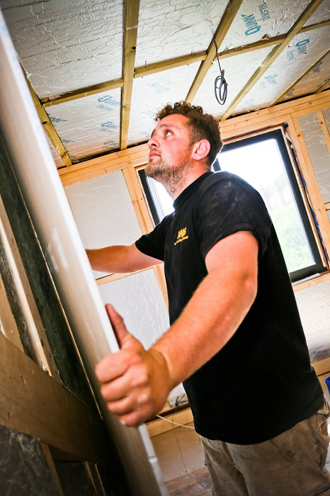 British Gypsum launches new pasterboard size