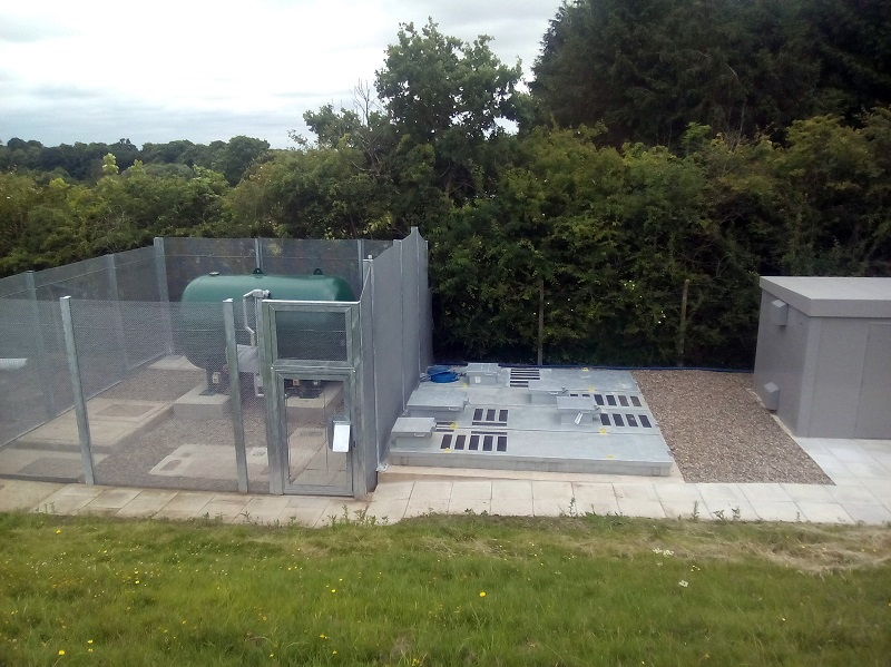 Thames Water secures remote site with latest systems
