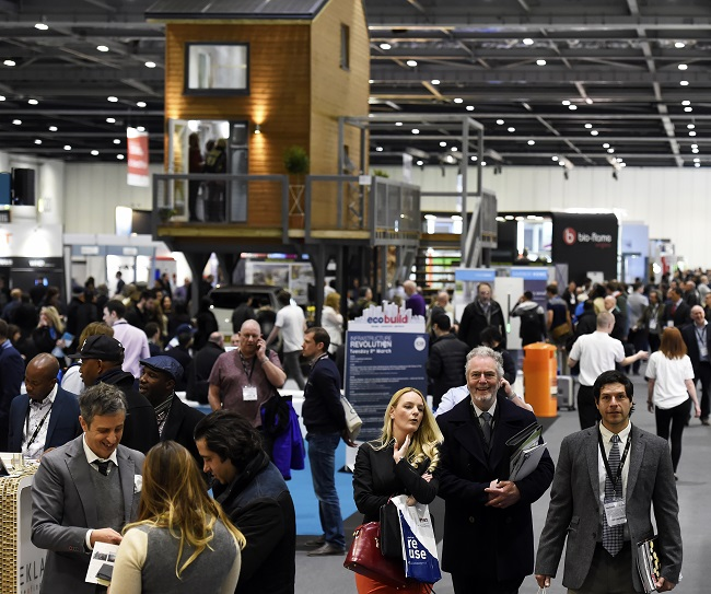 Regeneration and housing top the agenda at Ecobuild 2017