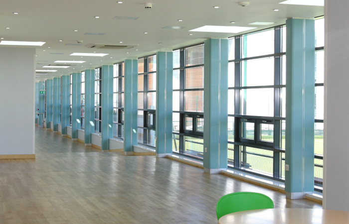 Encasement keeps on running with Dame Kelly Holmes Sports Centre