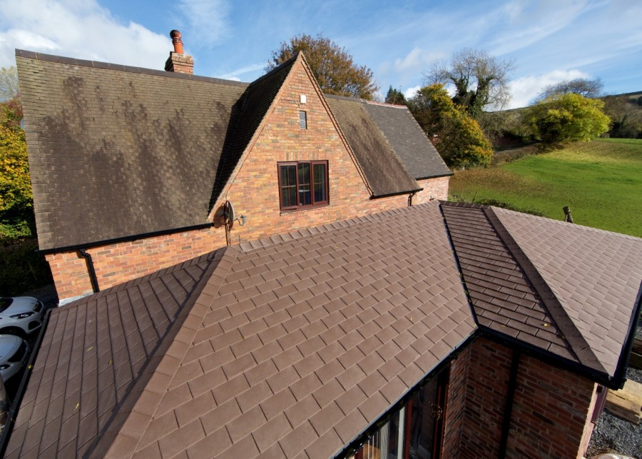 Eurocell delivers massive Equinox roofing system