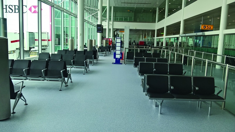 Come fly with Gerflor at British Irish Airport Expo