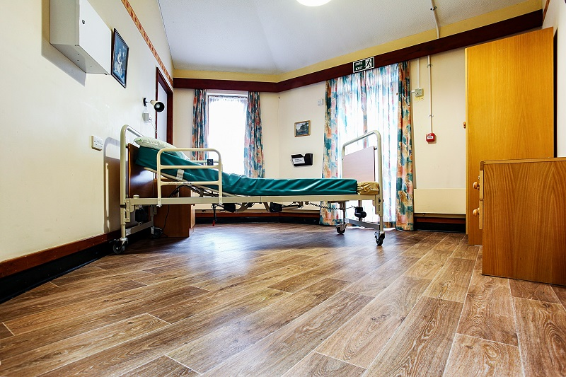 Care home sparkles with new Gerflor flooring
