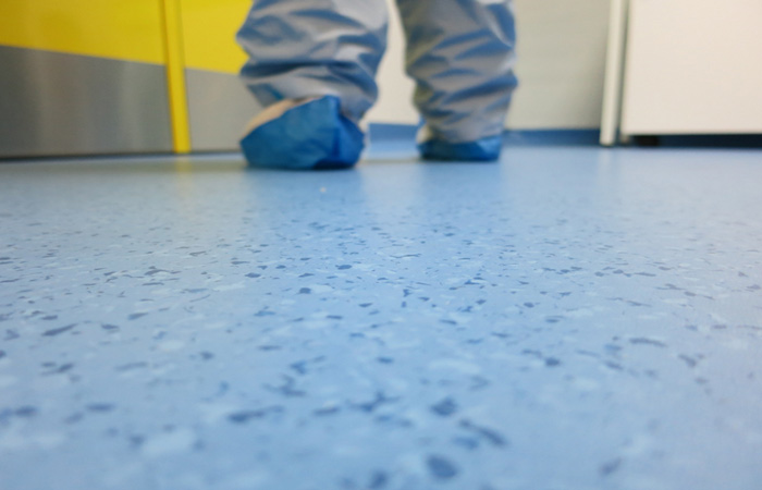 Gerflor under the microscope at Lab Innovations 2016